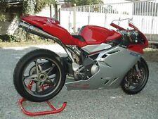 MV Agusta F4 750 1000 1999-2009 Silmotor Exhaust Silencer Titanuim Slipon Race