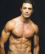Gilles Marini UNSIGNED photograph - 2701 - TOPLESS!!!!!
