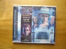 Doctor Who House of Blue Fire, 2011 Big Finish audio book CD  *SEALED*