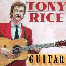 Tony Rice - Guitar [New CD]
