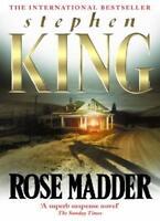 Rose Madder,Stephen King- 9780340640142