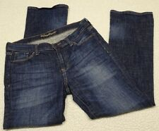 Old Navy Sweetheart Dark Blue Bootcut Jeans Tag Size 10 Short