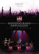 Hoo Doo Band - Unplugged Live in Wroclaw (DVD + CD) 2013 POLISH POLSKI