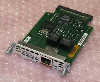Cisco WIC 1B S/T ISDN BRI Interface Card - TESTED - CCNA CCNP CCIE
