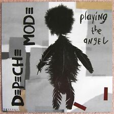 Depeche Mode 2005 Poster Playing The Angel 2-Sided 12x12