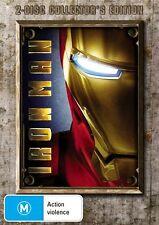 Iron Man (DVD, 2010, 2-Disc Set)