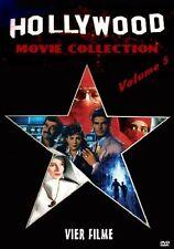 4 Filme - Die schwarze Narzisse, Die Unzertrennlichen, Millenium, Eine Frau steh