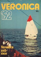 VERONICA 1972 nr. 24 - CUBY AND THE BLIZZARDS / KAZ LUX / VERONICA ZEILRACE