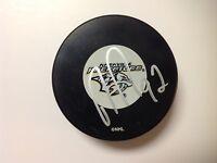 Ryan Johansen Signed Autographed Nashville Predators Hockey Puck a
