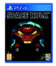 Space Hulk [PlayStation 4 PS4, Region Free, Warhammer Tactical Strategy] NEW