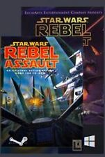Star Wars Rebel Assault 1 and 2 Digital Download Steam Key