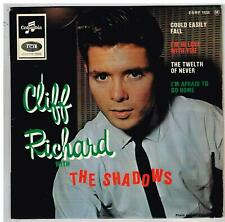 "Cliff RICHARD & the SHADOWS      Could easily fall      7""  EP 45 tours"