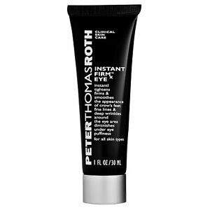 NEW Peter Thomas Roth Instant FIRMx Temporary Eye Tightener 1oz SEALED WITH BOX