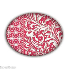 Michel Design Works Glass Trinket / Soap Dish Candy Cane - NEW