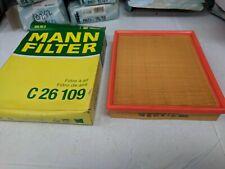 MANN AIR FILTER C26109 FORD GRANADA P100 SCORPIO SIERRA