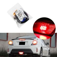 Strobe Flash LED Rear Fog Brake Lights Conversion Kit For 2014-2016 Scion tc