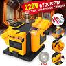 220V 96W Electric Sharpener Drill Bit Grinding Tool Knife Scissor Chisel Machine