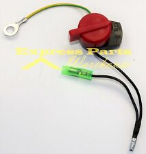 ON OFF ENGINE STOP SWITCH FITS HONDA GX120 GX160 GX200 GX240 GX270 GX340 GX390