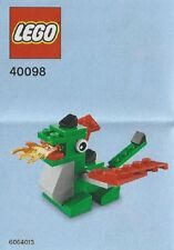 Lego Dragon Monthy Build 40098 Polybag BNIP