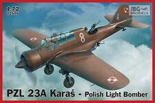 IBG 72505 - PZL. 23A Karaś - Polish Light Bomber