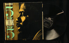 Thelonious Monk-5 By Monk By 5-Riverside 1150-STEREO DG