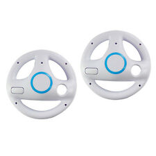 2 Pack Mario Kart Racing Steering Wheel for Nintendo Wii Remote Game Contro