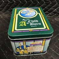 RARE Vintage Testamints Collections Edition  Container Metal TinEmpty Box USA