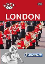 Michelin I-Spy London Book P/Back 2010