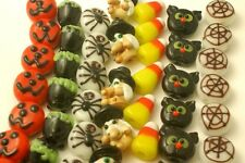 70 Halloween Lampwork Glass Beads WHOLESALE #9