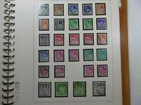 Briefmarken Postwertzeichen Deutschland Gestempelt 1948