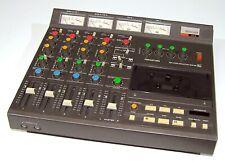 🔥�Pro Refurb】Tascam Portastudio 244 4-Track Cassette Recorder/Mixer!💥Guaran ty