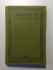 Dante Alighieri Biografia Gallarati Scotti Mondadori