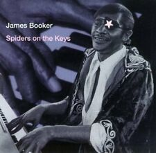 James Booker - Spiders on the Keys [New CD]