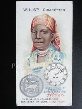Single: Africa No.9 TIME & MONEY IN DIFFERENT COUNTRIES Wills Ltd Pub 1908