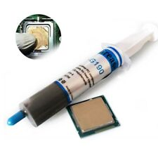 30g Thermal Compound Silver Grease Silicone Paste CPU Heatsink Heat Sink Syringe