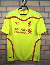 Liverpool jersey MEDIUM 2014 2015 away shirt soccer football Warrior