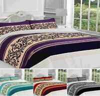 CAMILLA LACE Printed Luxurious Duvet Quilt Cover+PillowCase Bedding Set All Size