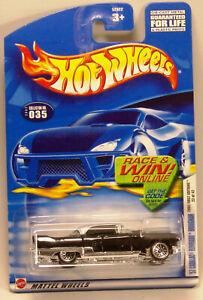 Hot Wheels 2002 #35 - 52922 - First Editions #23- '57 Cadillac Eldorado Brougham