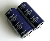 1pc Radial Electrolytic Capacitor 80v 10000uf 105C