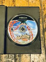 Roller Coaster Tycoon RollerCoaster Microsoft Xbox Video Disc Only