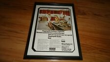 POGGENPOHL KITCHENS-1974 framed original advert