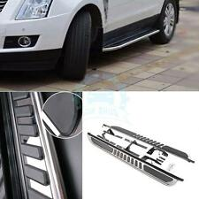 For Cadillac SRX 10-2016 Auto Side Step Nerf Bar Bars Running Boards Pair LH RH