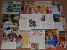 24- DENISE DRYSDALE Magazine Clippings (A)