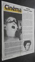 Revista Semanal Cinema Semana de La 15A 21 Octubre 1986 N º 372 Buen Estado