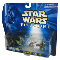 Star Wars Episode I Collection III (1998) Galoob Micro Machines Mini Figure Toy