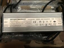 INVENTRONICS LED Driver Power Supply EUC-150S280DVA 150W 27v 62v Max IP67