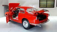Whitebox Wb124018 ALFA ROMEO Giulia 1600 Super 1965 Red 1 24 Modellino Die Cast