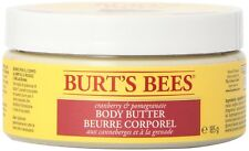 Burt's Bees Cranberry and Pomegranate Body Butter 185g