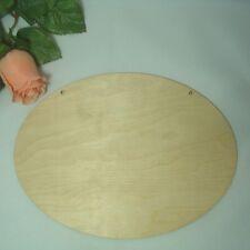 ovale Holzplatte 24 cm für viele Ideen, Bodenplatte für Geschenk, Platte DIY