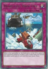 Yu-Gi-Oh: HEARTLESS DROP OFF - FLOD-EN078 - Rare Card